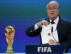 ФИФА завершила расследование по выборам РФ как хозяйки ЧМ-2018