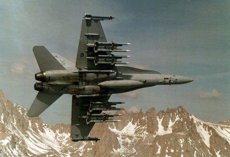 Истребитель морской пехоты США рухнул во время учений