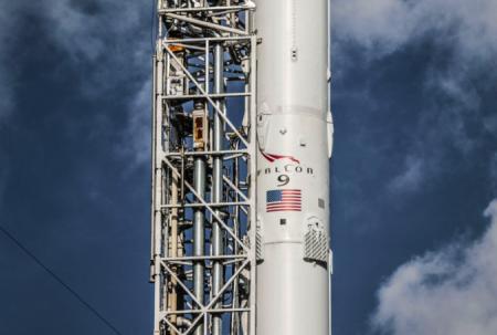 Ракета Falcon 9 взорвалась на стартовой площадке в США
