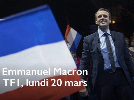 Макрон обсудил президентские выборы во Франции с Обамой