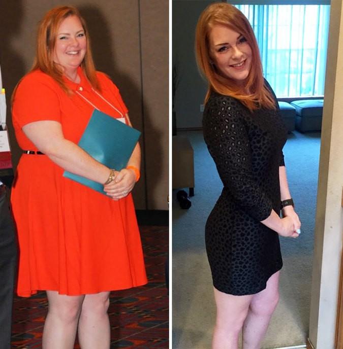 Последние истории похудения