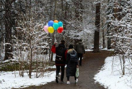 Синоптики обещают 9 мая мокрый снег и +2 градуса