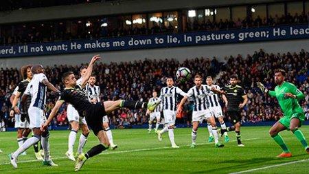 «Челси» досрочно стал чемпионом Англии, обыграв «Вест Бромвич»