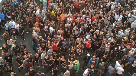 Рок-фестиваль Rock am Ring прерван из-за угрозы теракта