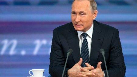 """Путин ответит на вопросы россиян в ходе """"Прямой линии"""" 15 июня"""