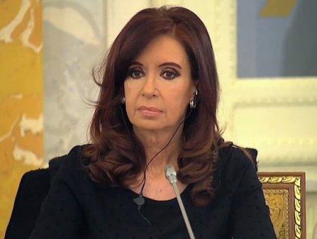 Экс-президент Аргентины Киршнер получит место в сенате