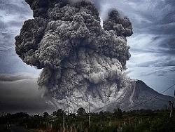 Вулкан Агунг остановит глобальное потепление