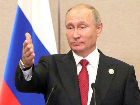 Путин открыл памятник Александру III в Крыму