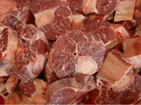 Россия запретила импорт свинины и говядины из Бразилии