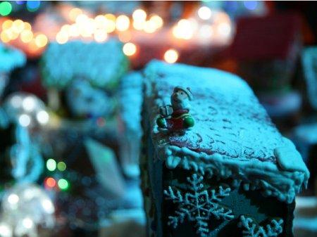 В столичных парках открылась почта Деда Мороза