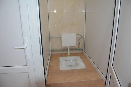 В Винницкой области чиновники торжественно открыли школьный туалет