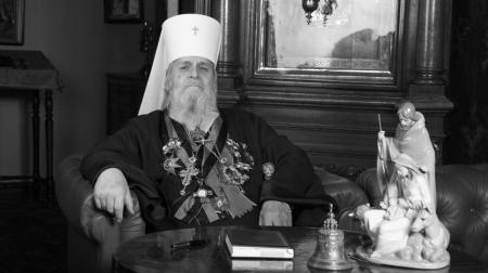 Умер предстоятель Эстонской православной церкви Московского патриархата