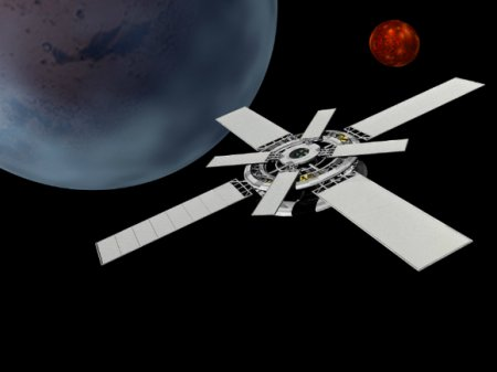 Вышел из строя американский метеоспутник GOES-17