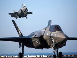 Морская пехота США потеряла первый F-35