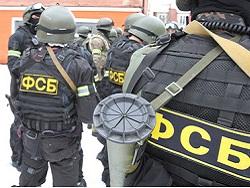Спецназ ФСБ снова пошел на штурм отдела МВД