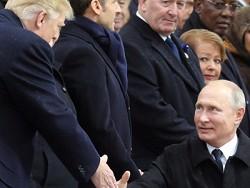 Конгресс США обошелся с Путиным совершенно по-пацански
