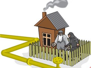 Почему протянуть газ в деревню сложнее, чем в Европу?