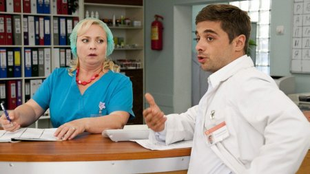 "Актёр из ""Интернов"" пострадал на съёмках реалити-шоу"