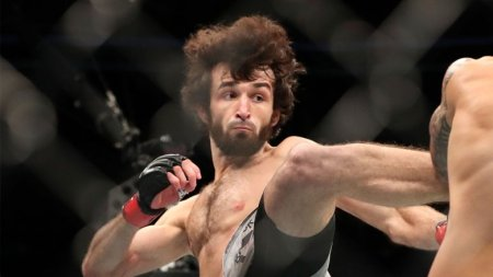 UFC отказал Магомедшарипову в поединке в России