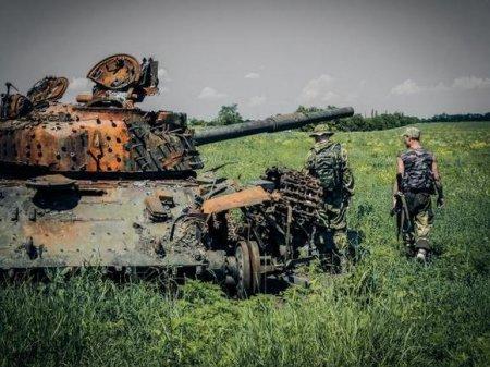 В Донбассе начало действовать «весеннее» перемирие