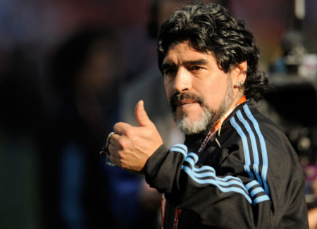 Марадона признал отцовство троих детей на Кубе