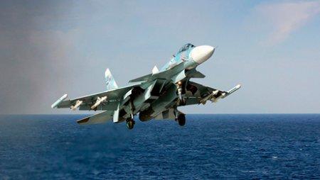 Деньги на ветер: зачем модернизировать палубный самолёт СУ-33?