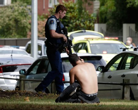 Выживший в теракте в Новой Зеландии: Полиция не сразу приехала на место ЧП