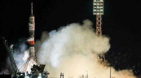 Космос наш: пилотируемый «Союз МС-12» успешно состыковался с МКС