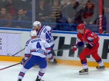 «Локомотив» впервые с 2016 года одолел СКА