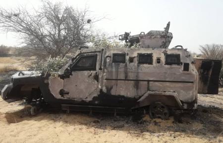 Более 20 военных погибли в Мали при нападении боевиков