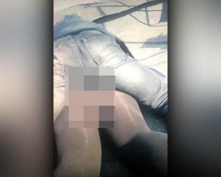 В Башкирии школьники сняли на камеру, как они занимаются сексом на крыше здания