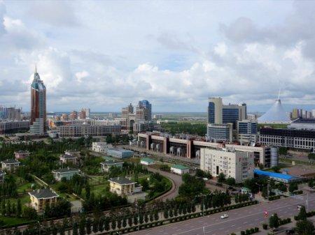 Столица Казахстана официально стала Нур-Султаном
