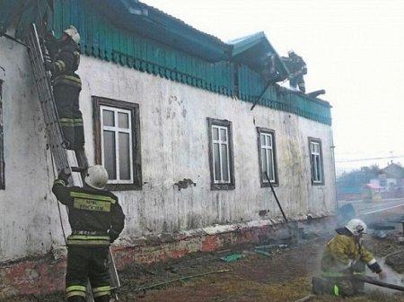 Семья из четырех человек с ребенком погибла при пожаре в Омске