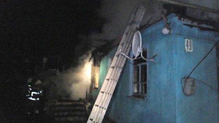 Четыре человека погибли при пожаре в Оренбургской области