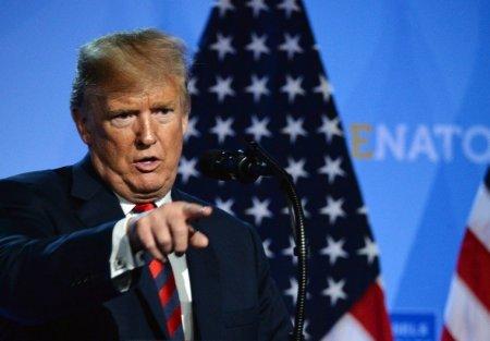 """Трамп вызвал на ковёр главу Google для обсуждения вопросов """"приверженности США"""""""