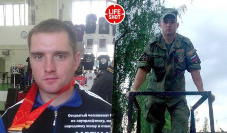 Опубликовано фото солдата, сбежавшего с автоматом из части в Тверской области