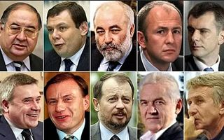 Российские миллиардеры разбогатели на $20 млрд за три месяца