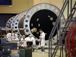 В России рухнуло производство космических ракет и самолетов