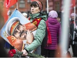70% россиян о происходящем в стране: «Сталина на вас нет»