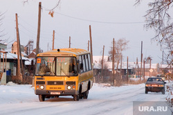 В Башкирии автобус с детьми ушел под воду