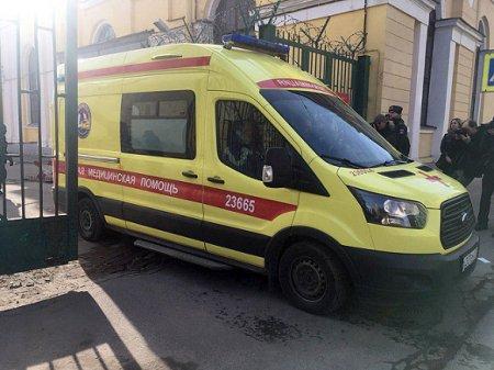 В Петербурге прооперировали пострадавшего при взрыве в «Можайке» военного