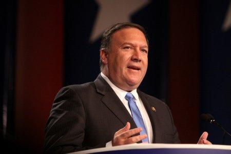 """Помпео назвал """"лицемерием"""" призывы ряда стран не вмешиваться в дела Венесуэлы"""