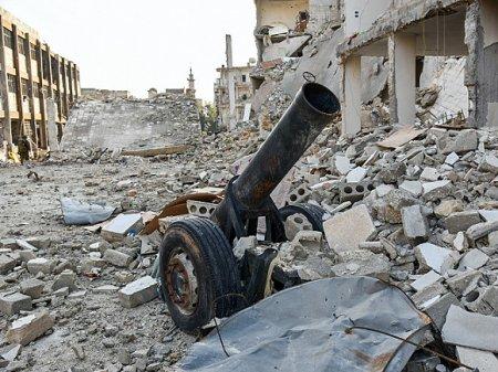 Алеппо подвергся минометному обстрелу, 11 убитых