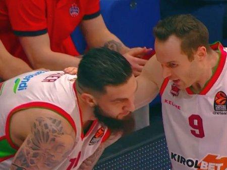 ЦСКА сделал первый шаг к баскетбольному «Финалу четырех», обыграв «Басконию»