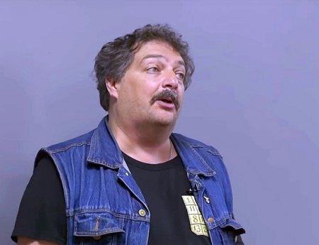 Знаменитого журналиста и писателя Дмитрия Быкова увезли в уфимскую реанимацию