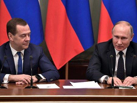 Путин призвал чиновников «не бронзоветь»