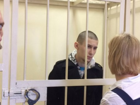 Активиста «Весны» Казаченко оставили под стражей до 19мая