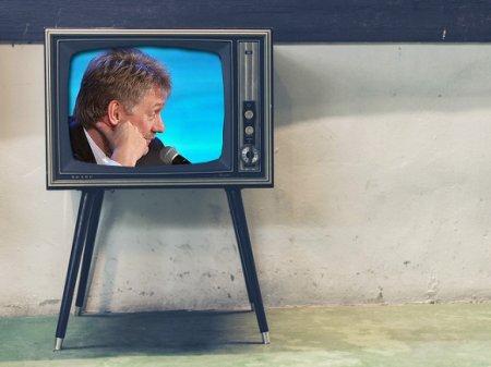 Песков сделает запись дебатов Зеленского с Порошенко и передаст Путину