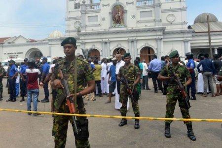 Установлены организаторы взрывов в Шри-Ланке