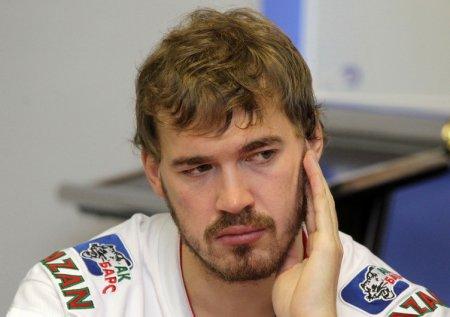 Трёхкратного чемпиона КХЛ оштрафовали за избиение девушки